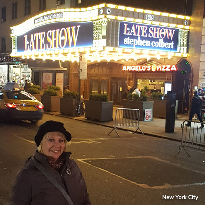 Ann in NYC