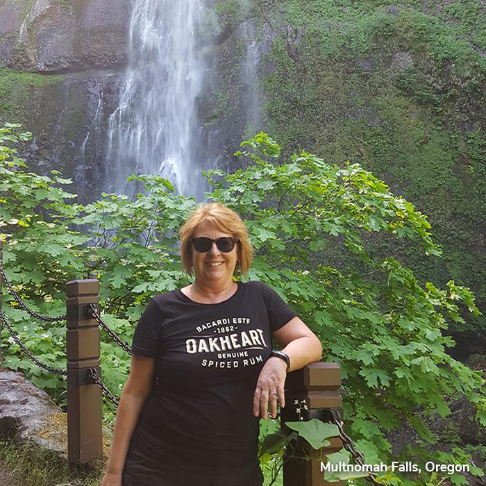 Ann In Oregon