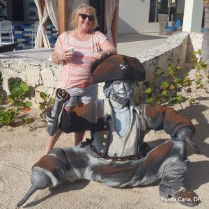 Ann in Punta Cana, DR