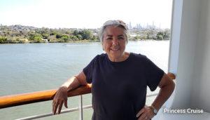 Linda on Princess Cruise